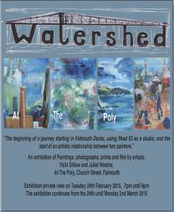 Invite and poster-final  watershed